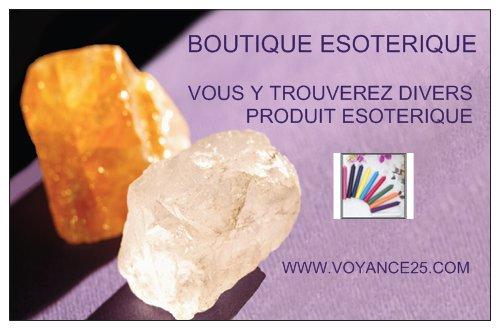 boutique esoterique