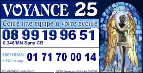 Voyance 25