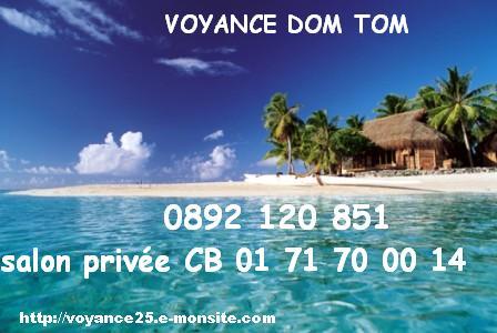 Voyance dom tom1